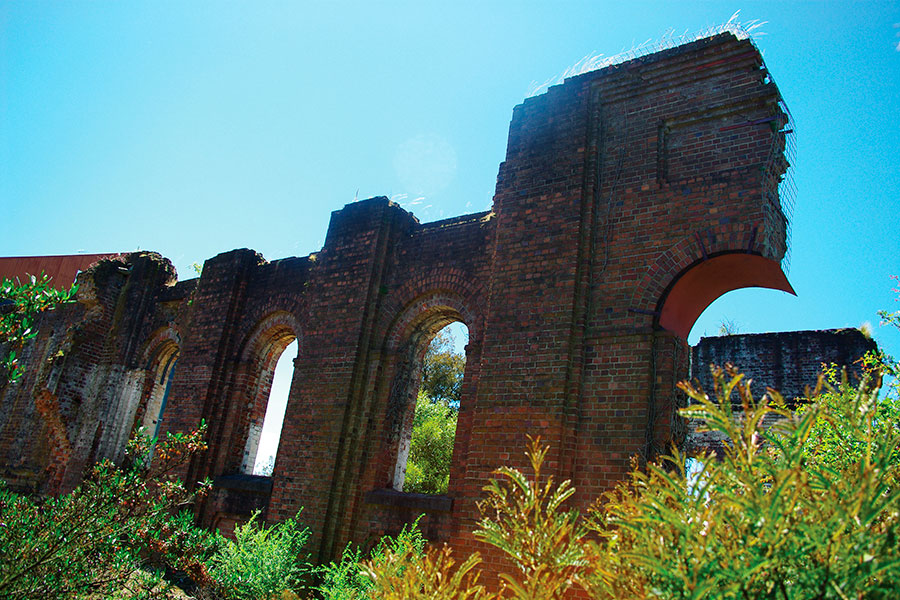 Beaconsfield Mine and Heritage Centre (Formerly Grubb Shaft Gold and Heritage Museum – Tourism Tasmania & Tim Hughes