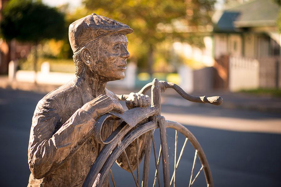 Evandale – Tourism Tasmania & Rob Burnett