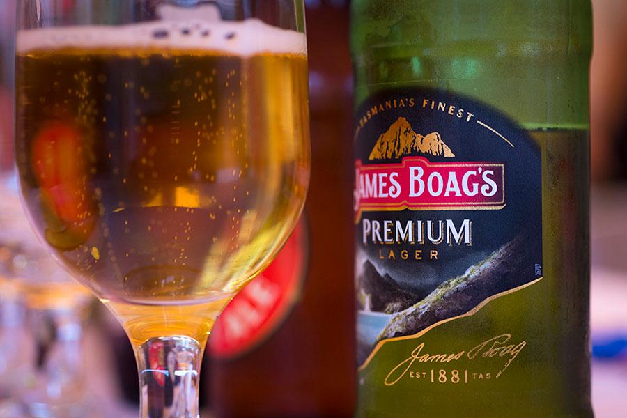James Boag Premium Beer – Rob Burnett