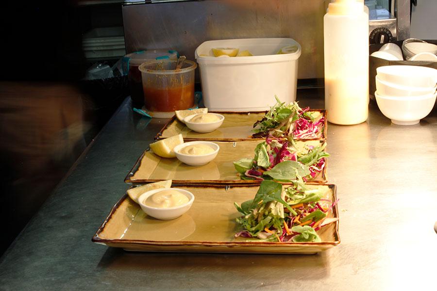 Meals at the Centennial Inn Restaurant