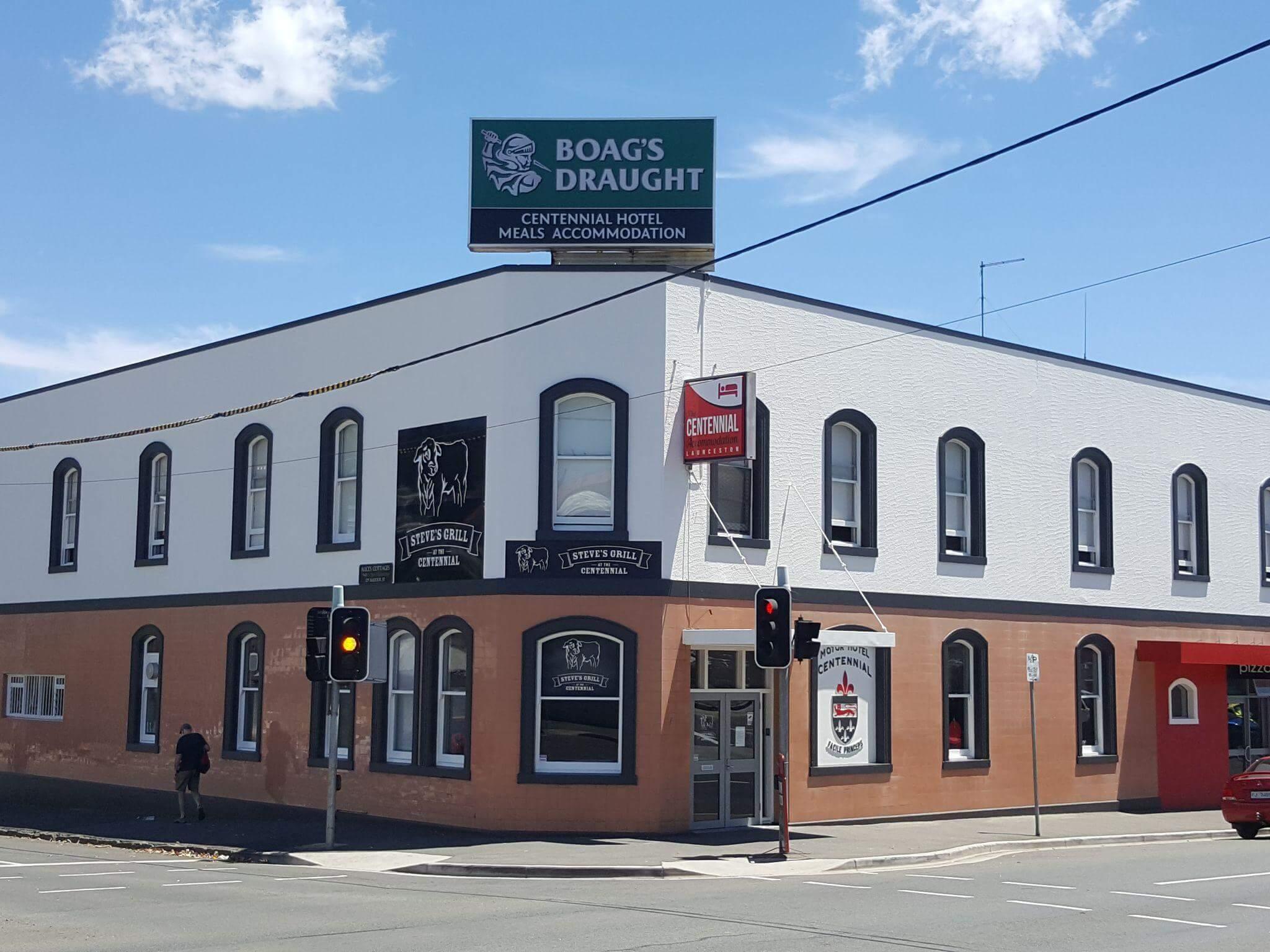Centennial Inn Launceston